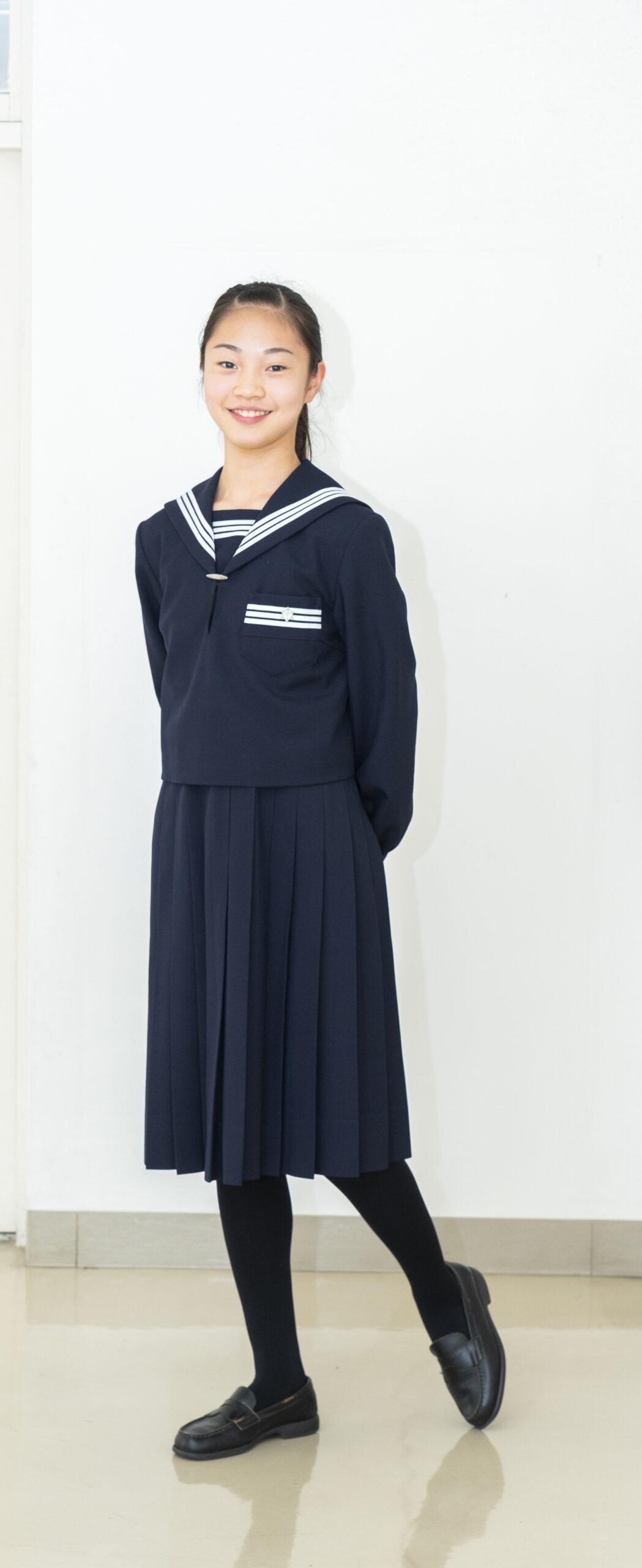 甲南女子中学校制服