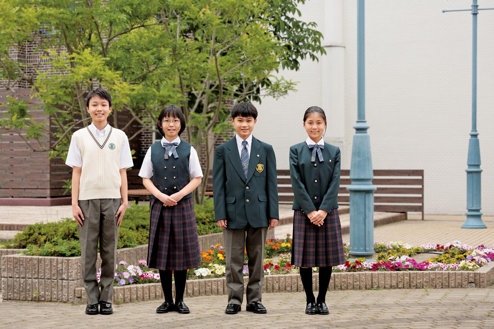 大阪桐蔭中学校制服